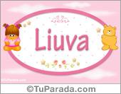 Liuva - Con personajes