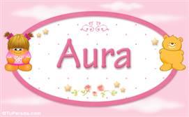 Aura - Con personajes