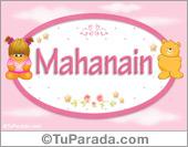 Mahanain - Con personajes