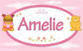 Amelie - Con personajes