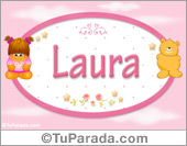 Laura - Con personajes