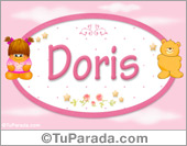 Doris - Con personajes