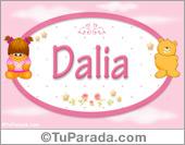 Dalia - Con personajes
