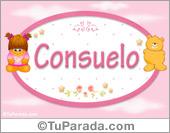 Consuelo - Nombre para bebé
