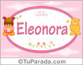 Eleonora - Nombre para bebé