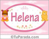 Nombre Nombre para bebé, Helena