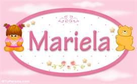 Mariela - Nombre para bebé