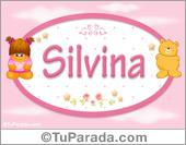 Silvina - Nombre para bebé