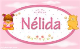 Nélida - Nombre para bebé