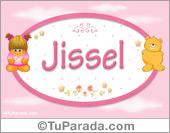 Jissel - Nombre para bebé