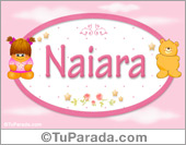Naiara - Nombre para bebé