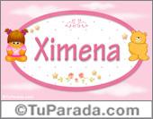Ximena - Nombre para bebé