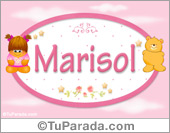 Nombre Nombre para bebé, Marisol