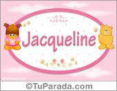 Jacqueline - Nombre para bebé