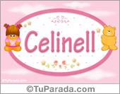 Celinell - Nombre para bebé