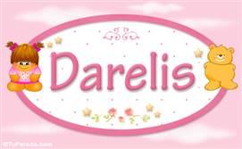 Darelis - Nombre para bebé