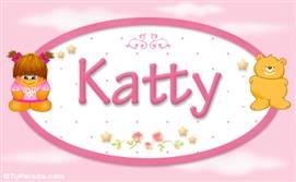 Katty - Nombre para bebé