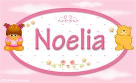 Noelia - Nombre para bebé