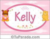 Nombre Nombre para bebé, Kelly