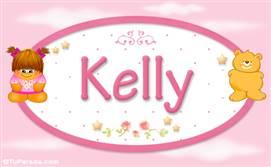 Kelly - Nombre para bebé