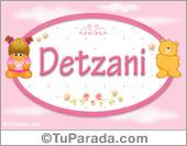 Nombre Nombre para bebé, Detzani