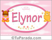 Elynor - Nombre para bebé