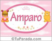Amparo - Nombre para bebé