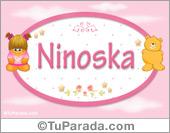 Ninoska - Nombre para bebé
