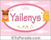 Yailenys - Nombre para bebé