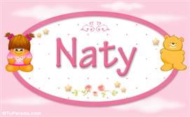 Naty - Nombre para bebé
