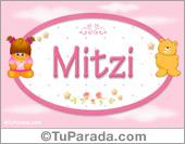 Nombre Nombre para bebé, Mitzi