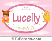 Nombre Nombre para bebé, Lucelly