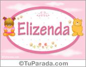 Elizenda - Nombre para bebé