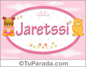 Nombre Nombre para bebé, Jaretssi