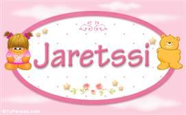 Jaretssi - Nombre para bebé