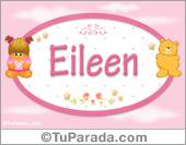 Nombre Nombre para bebé, Eileen