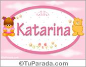 Katarina - Nombre para bebé
