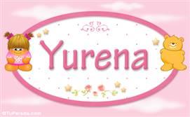 Yurena - Nombre para bebé