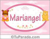 Nombre Nombre para bebé, Mariangel