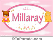 Millaray - Nombre para bebé