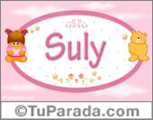 Suly - Nombre para bebé