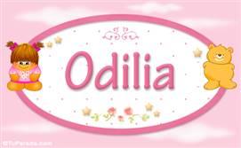 Odilia - Nombre para bebé