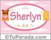 Nombre Nombre para bebé, Sherlyn