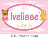 Nombre Nombre para bebé, Ivelisse
