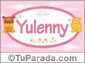 Yulenny - Nombre para bebé