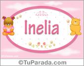 Nombre Nombre para bebé, Inelia
