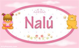 Nalú - Nombre para bebé