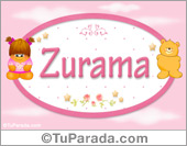 Nombre Nombre para bebé, Zurama