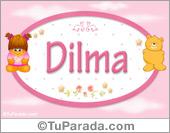Nombre Nombre para bebé, Dilma