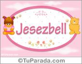 Nombre Nombre para bebé, Jesezbell